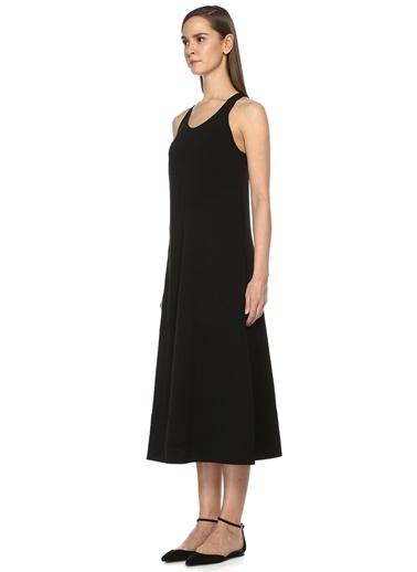 Askılı Uzun Elbise-Joseph